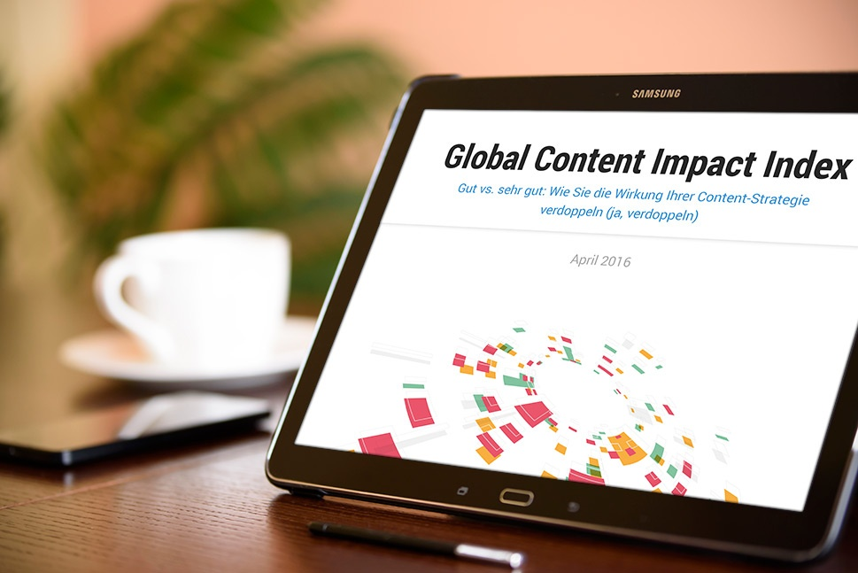 """Quick-Check: """"Global Content Impact Index"""""""