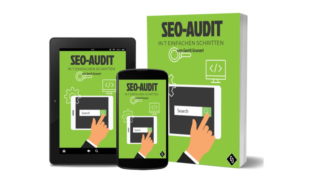 Gratis E-Book SEO-Audit in 7 Schritten