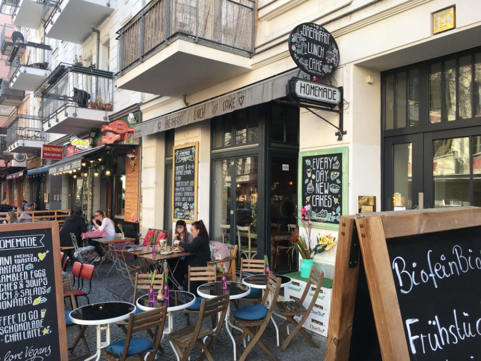 Lunchbreak #2: Die Restaurants um den Boxhagener Platz