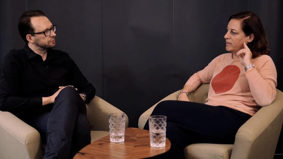 Territory-Chefin Sandra Harzer-Kux im Interview