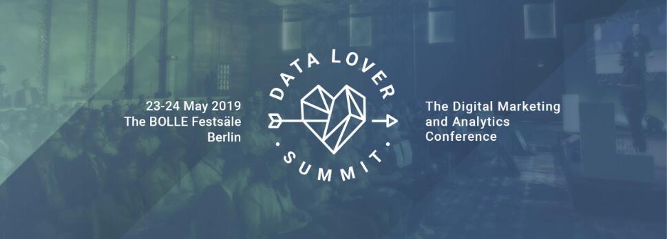Crispy Content® beim Webtrekk Data Lover Summit 2019