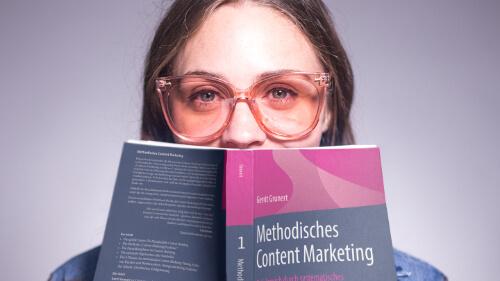 Content-Marketing-Buch: Methodisches Content Marketing